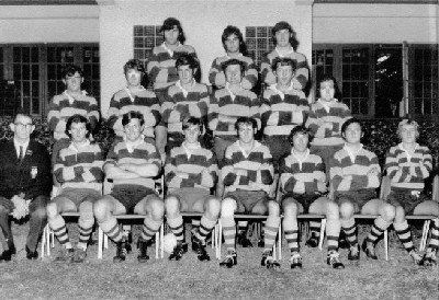 The 1971-72 Petersham World Tour Side